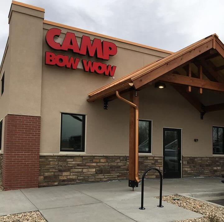 Camp Bow Wow Location
