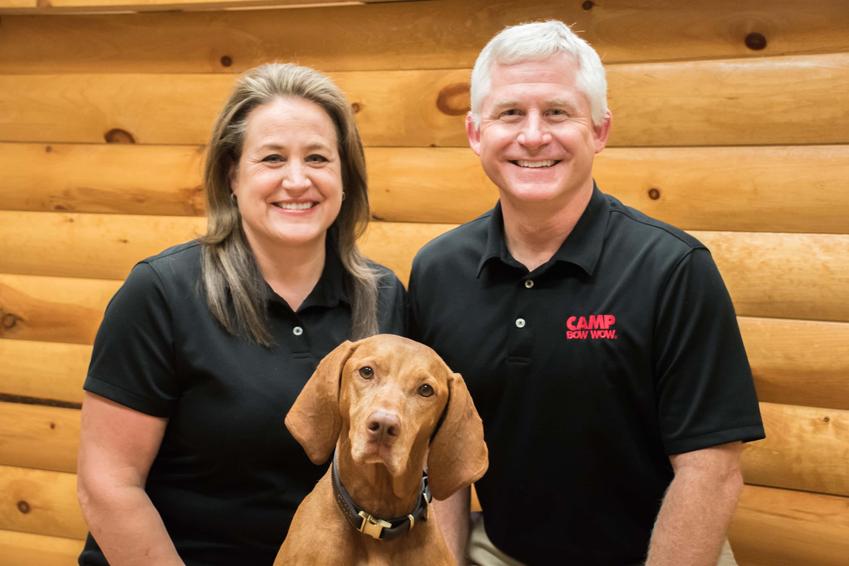 Photo of Marshall & Tracey